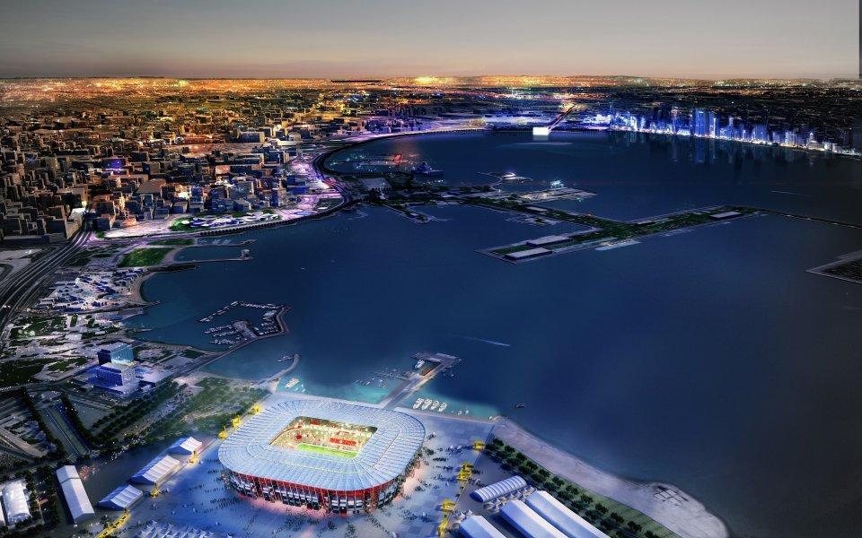 Катар ще дарява стотици хиляди седалки след Мондиал 2022