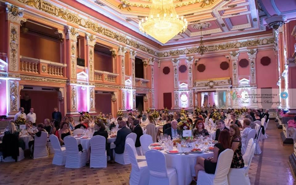 Илиана Раева организира стилна вечеря за официалните лица на Световното