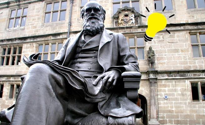 Дарвин ни учи как да работим по-малко и да бъдем по-продуктивни