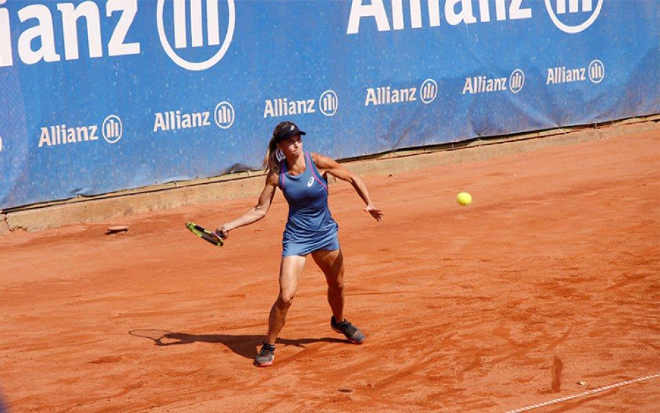 "Барбара Хаас спечели тенис турнира ""Allianz Cup 2018"""