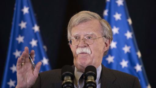 Тръмп уволни Джон Болтън, вероятно заради талибаните