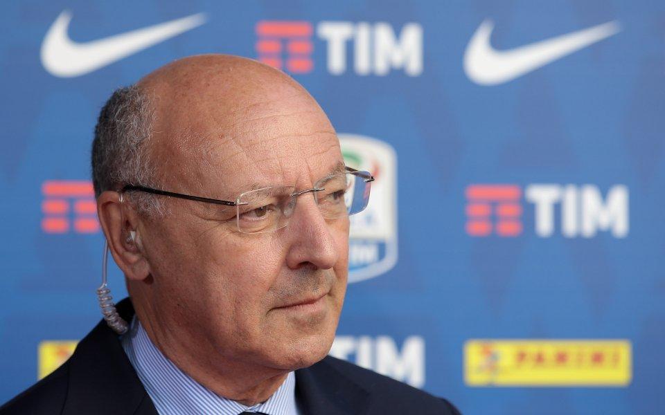 Шеф на Интер: В клуба се усеща шампионски манталитет