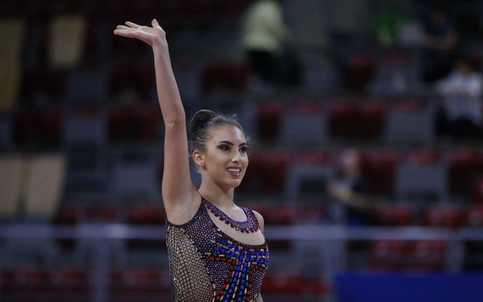 Владинова и Тасева играха под зорките погледи на Раева и Петрова