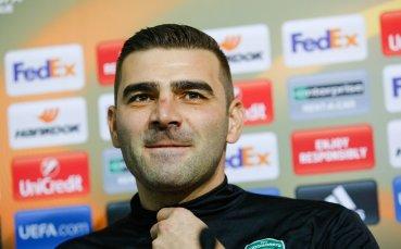 Владо Стоянов: Лудогорец ще играе в Лига Европа и след Нова година
