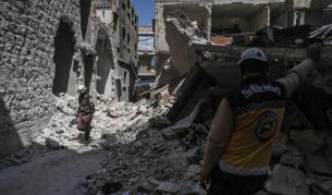 Страховете и сметките, които задържат атаката в Идлиб