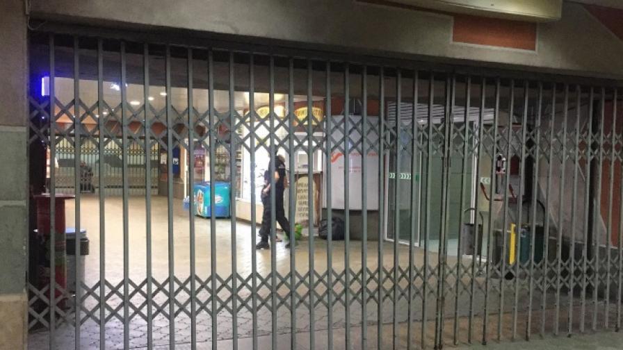 Инцидент в метрото, жена е паднала пред влак