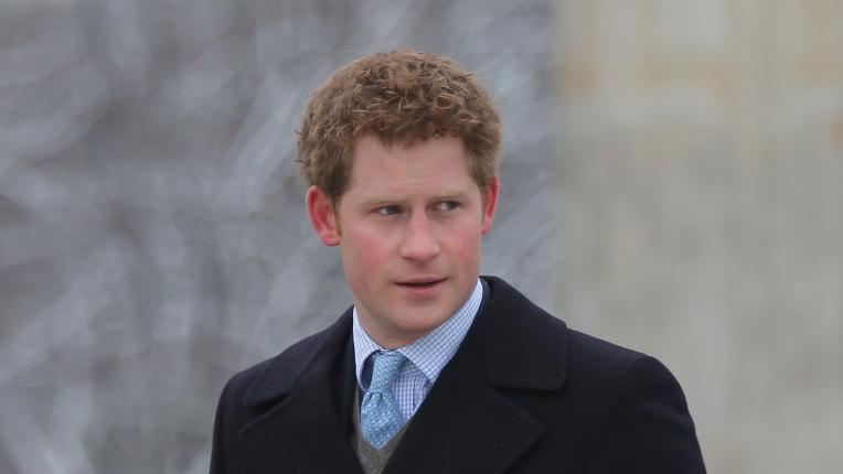 Принц Хари през годините