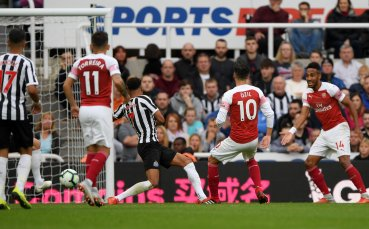 Ефикасен Арсенал нареди три поред
