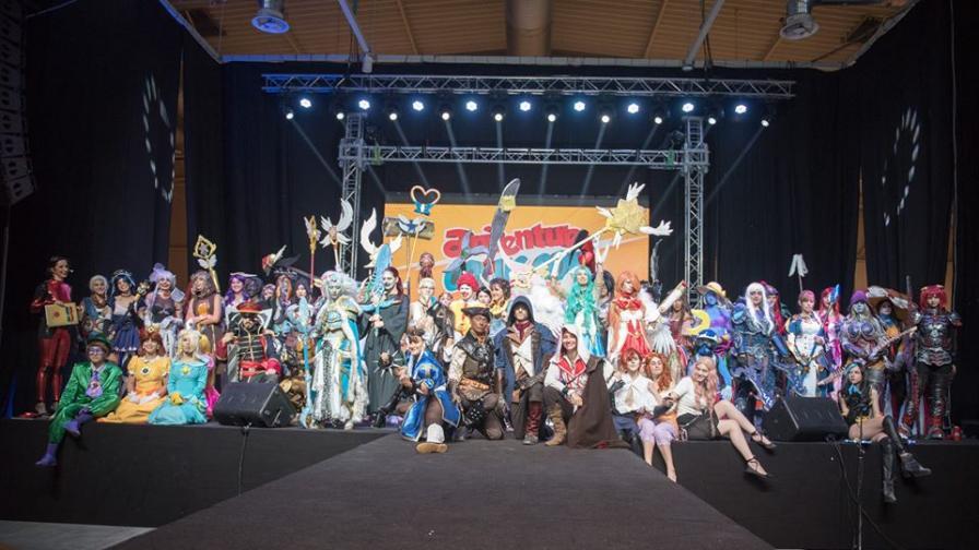 Aniventure Comic Con – празникът на попкултурата в България