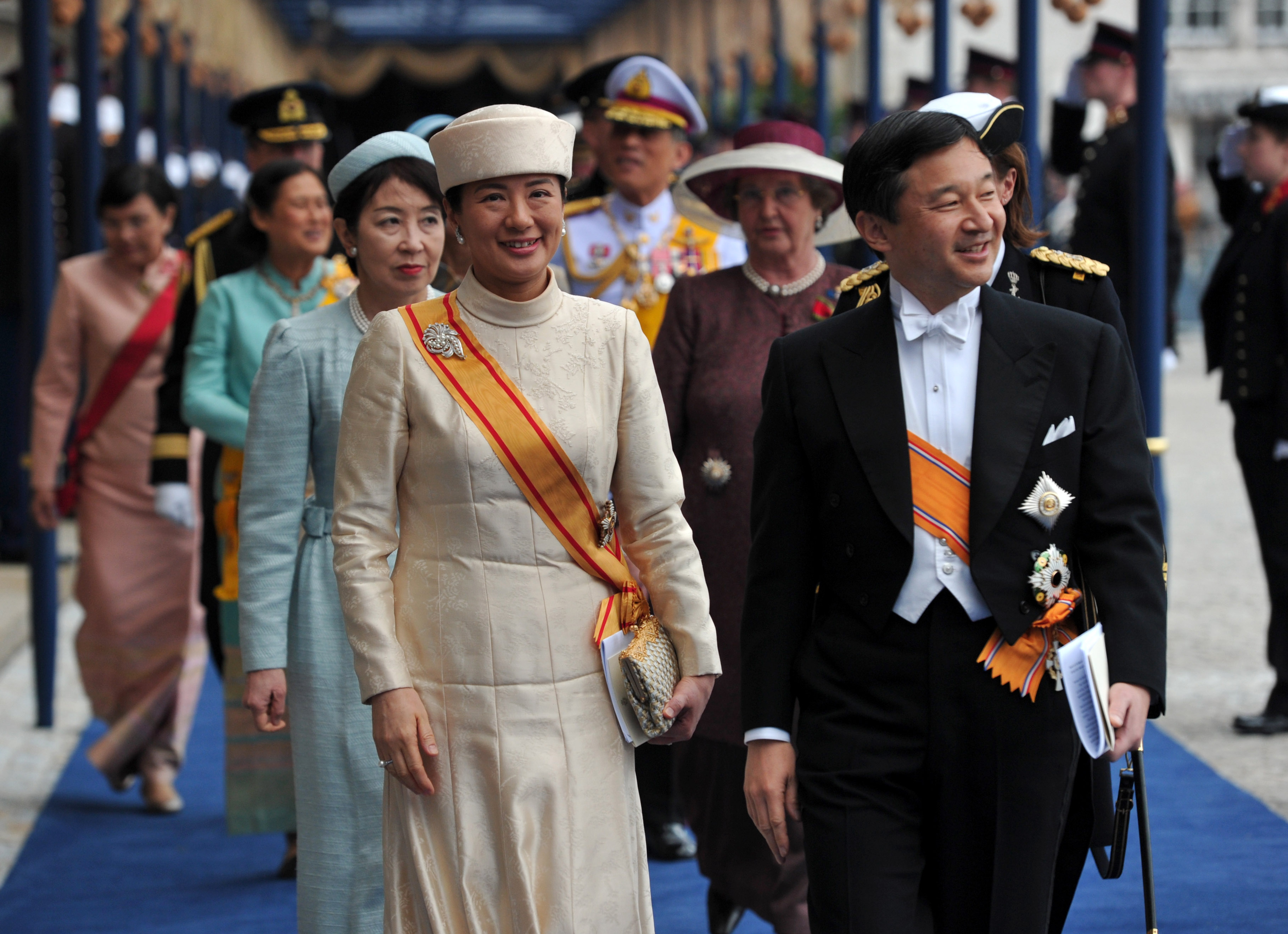 Японската принцеса Масако, която през 2019 г. ще стане императрица