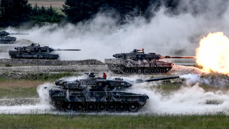 САЩ могат да преместят войските си в Полша, ако Германия не плати