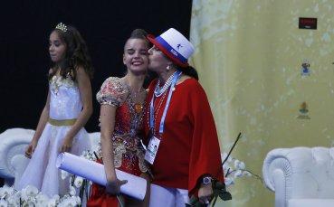 Световни шампионки от София дават начало на мач на ЦСКА