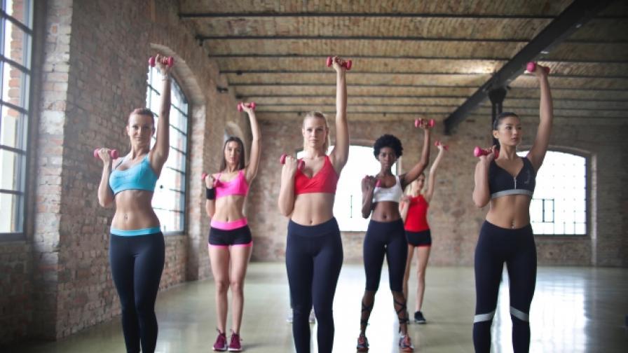 7 неща, които да не носите във фитнеса (СНИМКИ)
