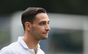 Защитник на Ювентус аут за мача с Наполи