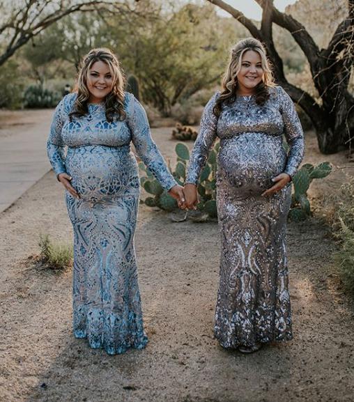 Преди девет месеца мечтата на близначките Джалийн и Джанел се сбъдва - по едно и също време двете научават новината, че са бременни с момчета. Вълнението за сестрите е огромно. Не могат да повярват, че Бог е отговорил на молитвите им. Казват, че новородените им деца вече са най-добри приятели.