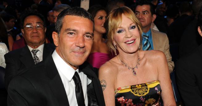 Антонио Бандерас и Мелани Грифит не са заедно от няколко