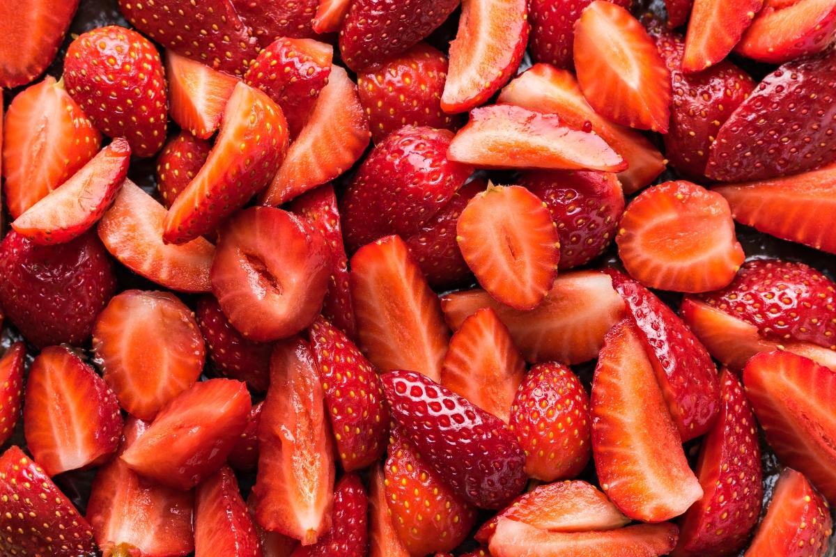 Или плодовете.