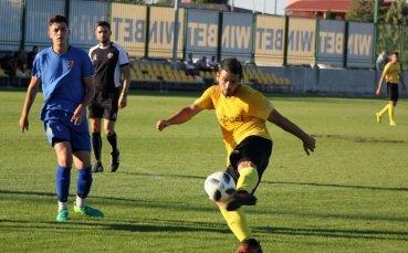 Ботев вкара три на Марица в двустранна игра