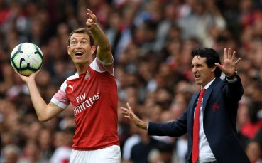 Нов в Арсенал бленува за мачове в ШЛ