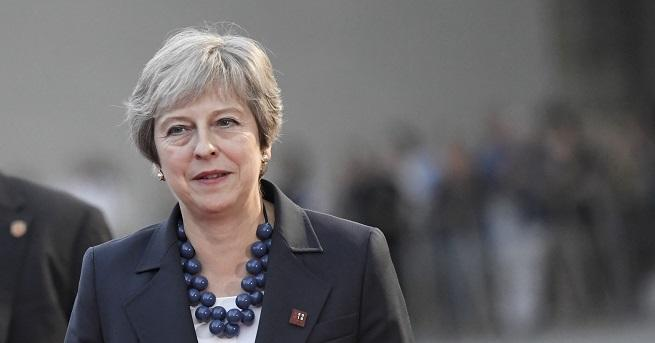 Без напредък към споразумение за Brexitприключи работната вечеря на лидерите
