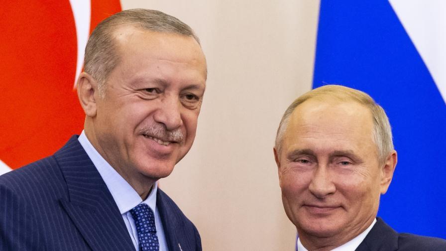 Ердоган и Путин могат да предизвикат ескалация в Сирия