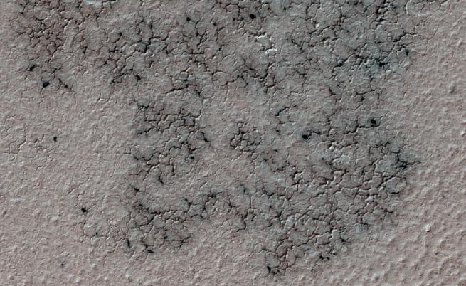 """""""Паяци"""" на Марс"""
