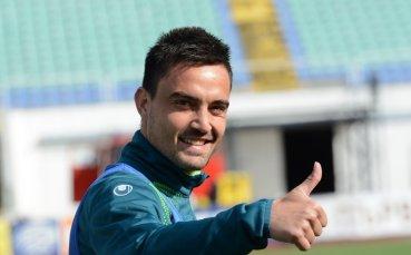Миро Енчев очаква труден мач срещу Славия
