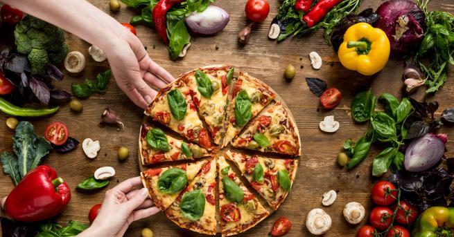 Ах, пицата... любимата италианска храна на целия свят. Тя идва