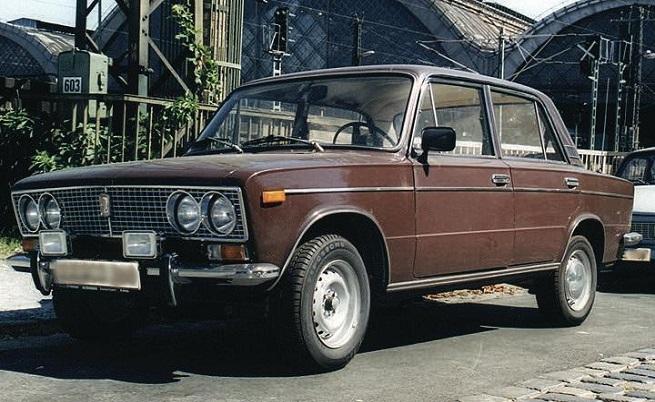 Руснак откраднал три автомобила Lada, и трите се счупили