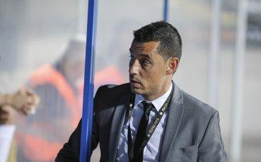 Томаш поиска Берое да бъде като Байер Леверкузен