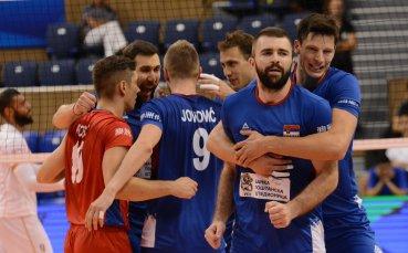 Сърбия с първа победа във втората фаза на Мондиала