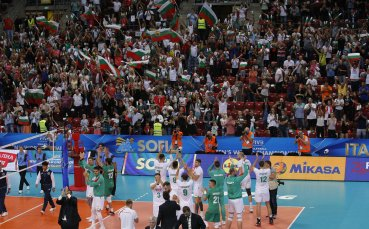 България очаква мощна подкрепа и здрава битка със САЩ