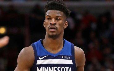Минесота пуска Бътлър в друг отбор