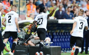 Парма с втора поредна победа в Серия А