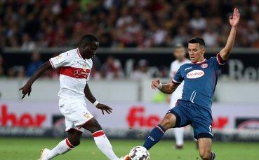 Хофенхайм изпусна победата срещу Дортмунд