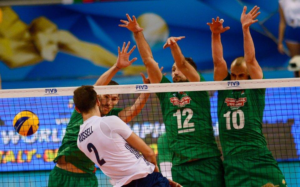 Константинов: САЩ е по-класен отбор от нас, но още мечтаем