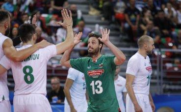 Теодор Салпаров: Нашият мач е с Канада