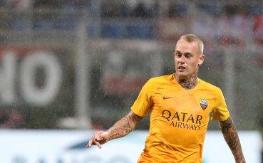 3 мача за година време и холандец от Рома сам си