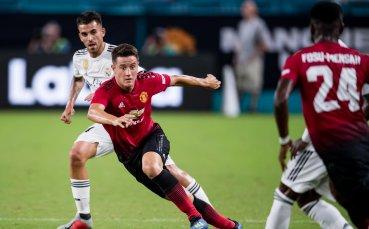 Ерера се завръща в акция за Юнайтед срещу Дарби Каунти