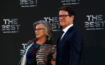 Капело: Това бе тотална липса на уважение от Кристиано и Меси