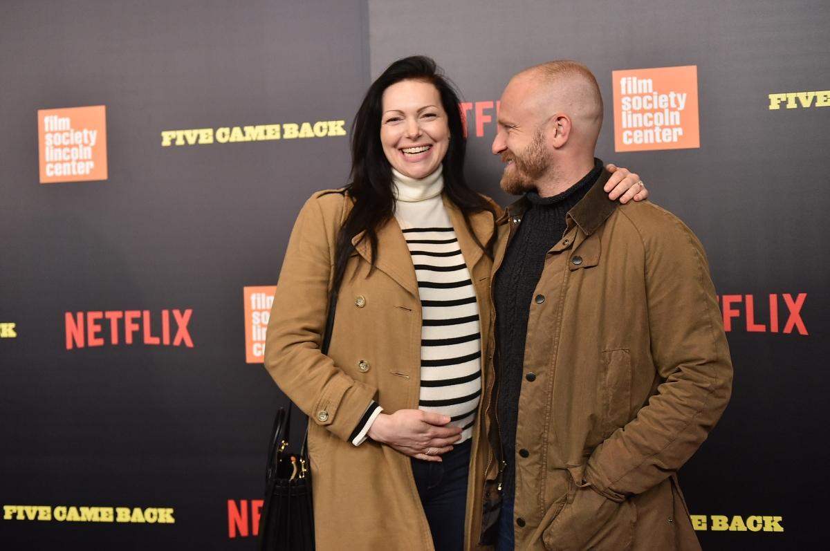 """Звездата от """"Оранжевото е новото черно"""" Лора Препън признава, че по време на бременността си е искала да яде кисело зеле, кисели краставички и горчица."""