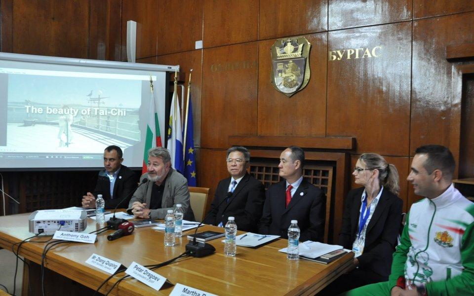 Световното по Тай чи в Бургас - тласък за включването на ушу в олимпийските спортове