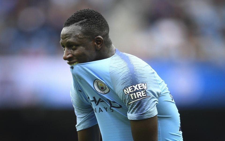 Защитникът на Манчестър Сити - Бенжамeн Менди се извини за