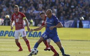 Обертан ще радва феновете на Левски още поне два сезона