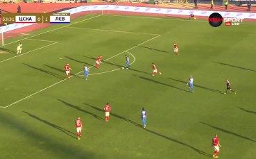 ЦСКА - Левски 0:1 /репортаж/