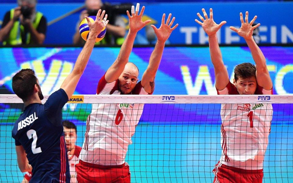 Повторение на финала отпреди 4 години: Полша - Бразилия
