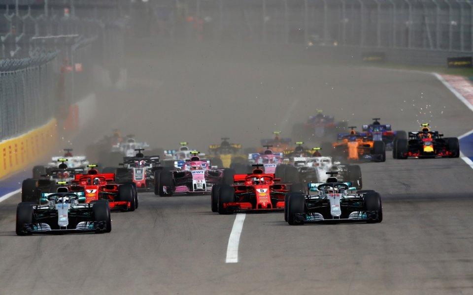 Промоутърът на Гран При на Русия във Формула 1 Алексей