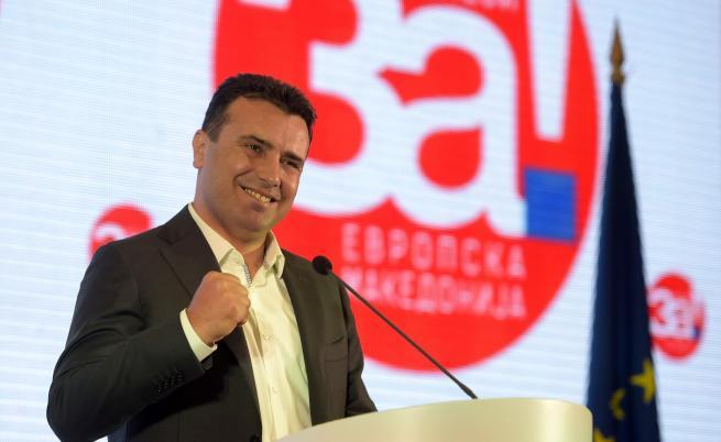 Заев след референдума: Или подкрепа от парламента, или нови избори