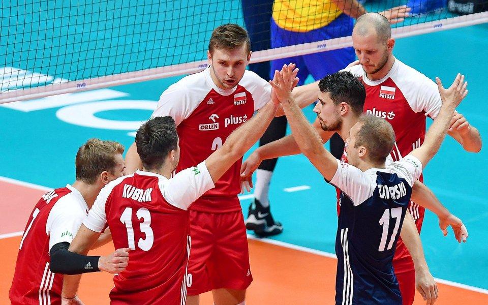 Полша - новият-стар световен шампион във волейбола