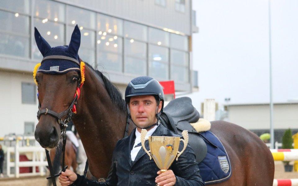 Рекорд на турнир по конен спорт край Пловдив